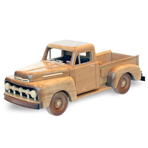 Wooden Toys Toys For Joys : Patterns kits trucks ford pickup