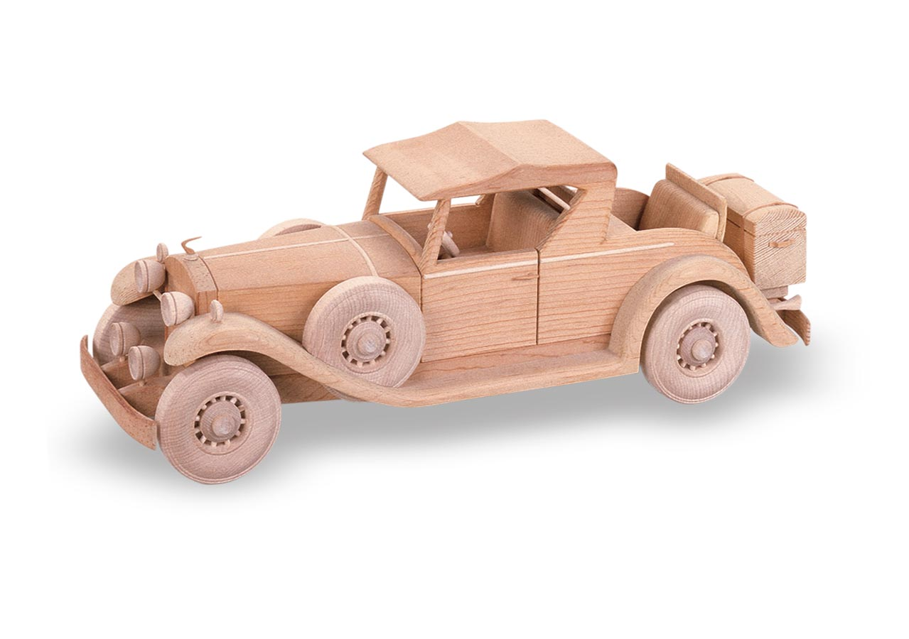 Wooden Toys Toys For Joys : Patterns kits cars  cadillac roadster