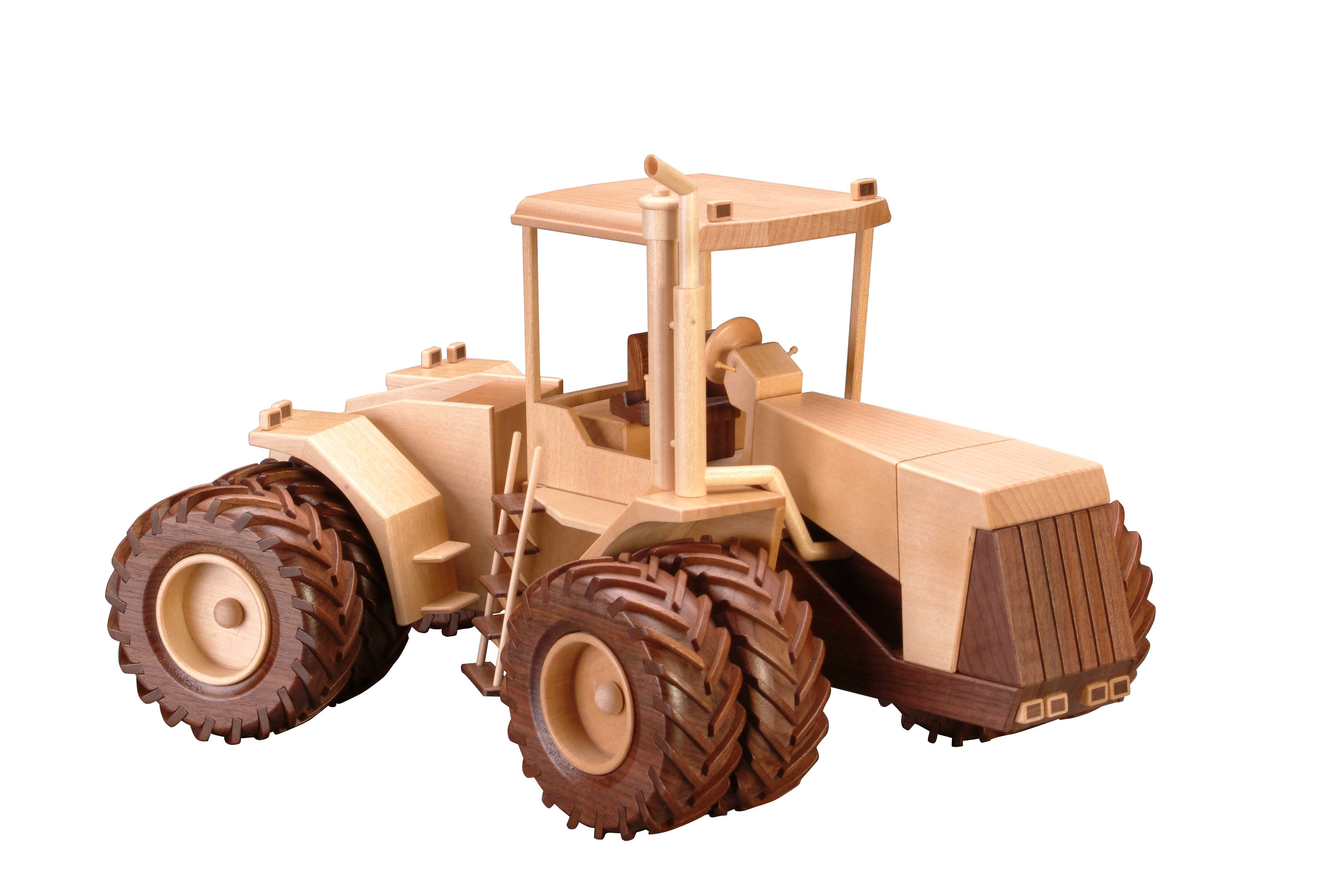 Articulated Tractor Toys And Joys : Patterns kits miscellaneous articulated tractor