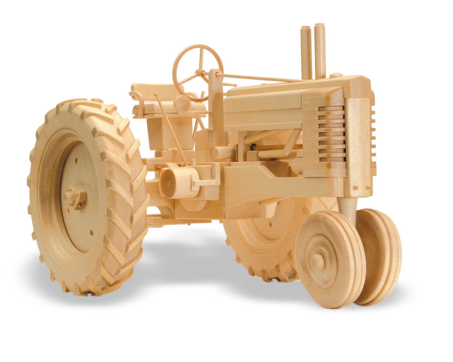 Toys Joys Wood Patterns : Patterns kits miscellaneous the tractor quot b