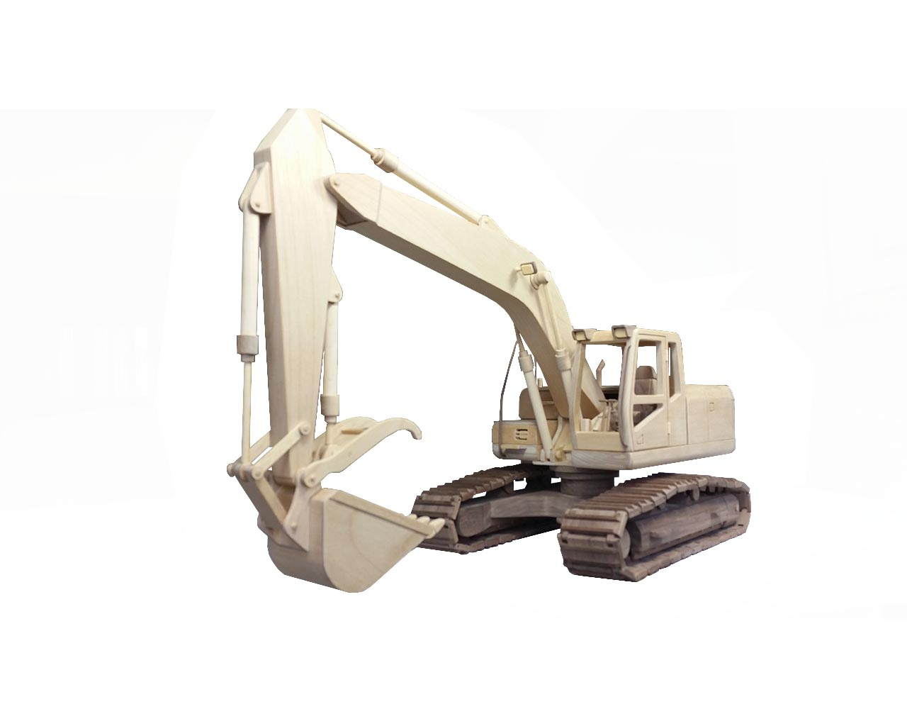 Toys And Joys : Patterns kits construction the new excavator