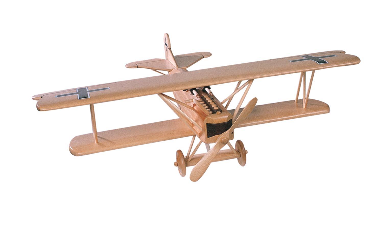 PATTERNS & KITS :: Miscellaneous :: 86 - Bi - Wing Airplane