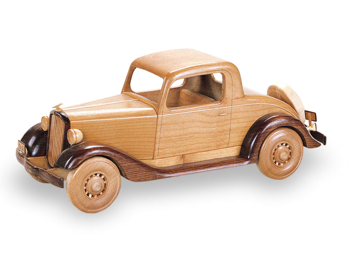 PATTERNS & KITS :: Cars :: 69 - The 1934 Chevy Coupe