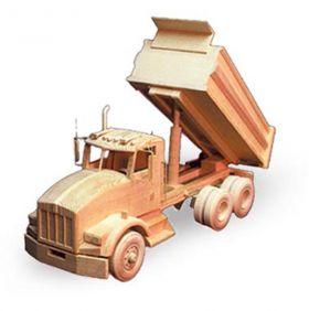 PATTERNS & KITS :: Trucks :: 58 - The Dump Truck